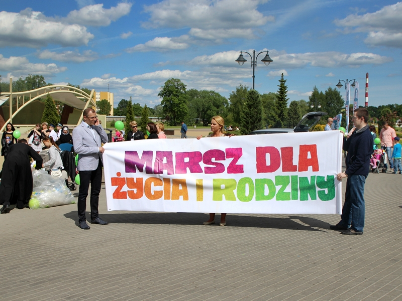IV Marsz dla Życia i Rodziny