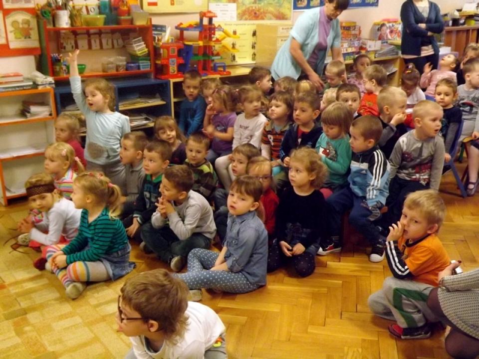 Dodatkowe miejsca dla przedszkolaków