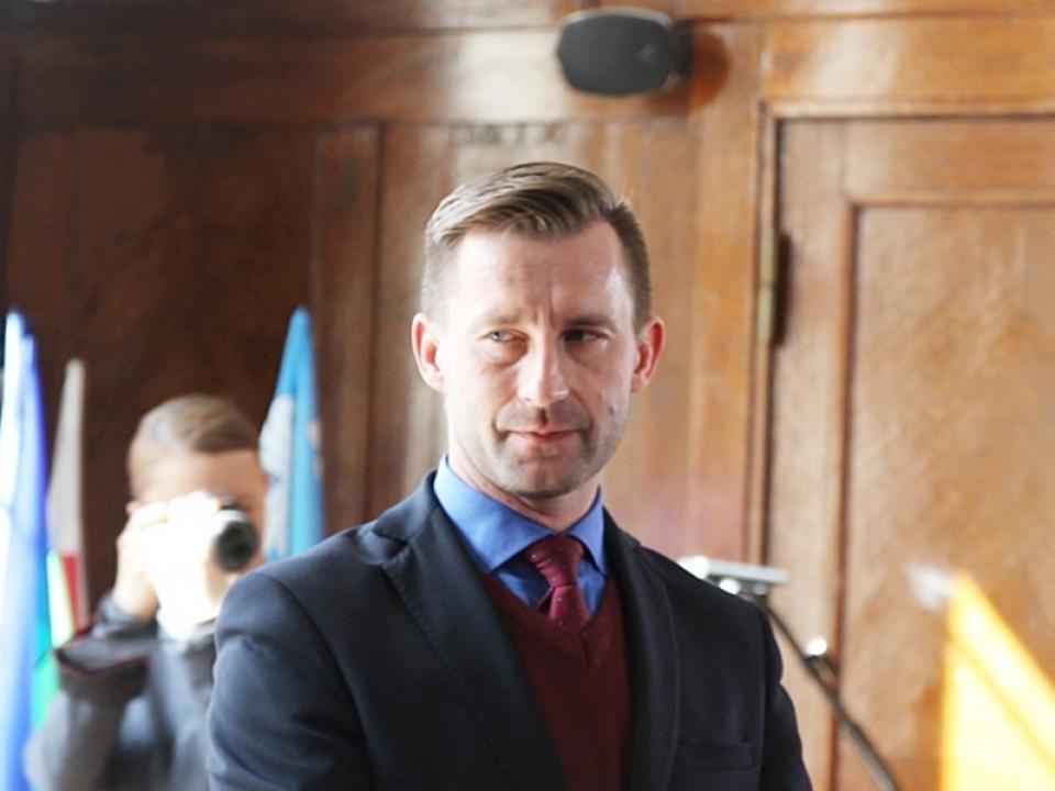 Tomasz Andrukiewicz Ełczaninem Roku 2014