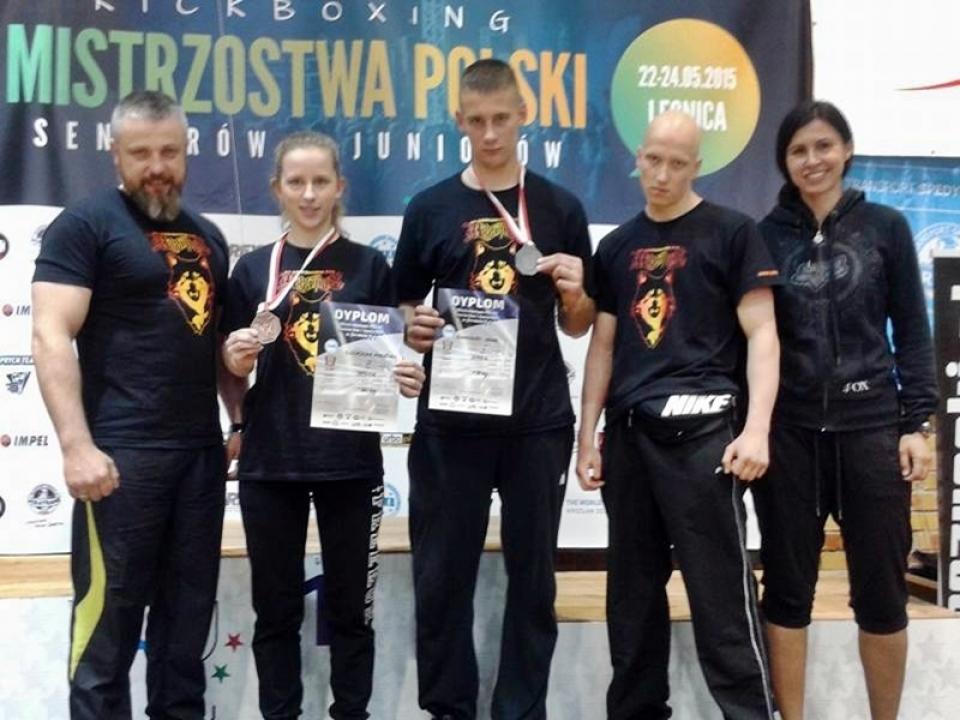 Sukces ełckich kickboxerów