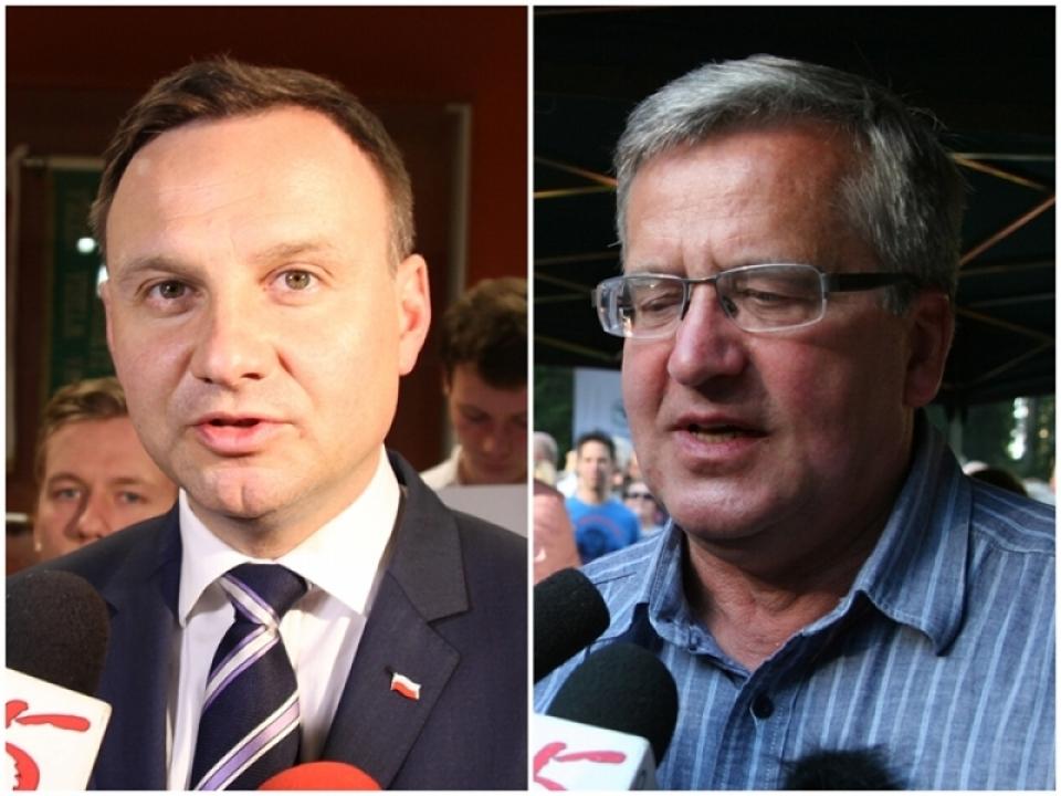 Wyniki drugiej tury wyborów
