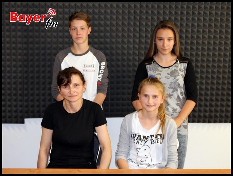Goście ze Szkoły Podstawowej im. Jana Pawła II w Pisanicy