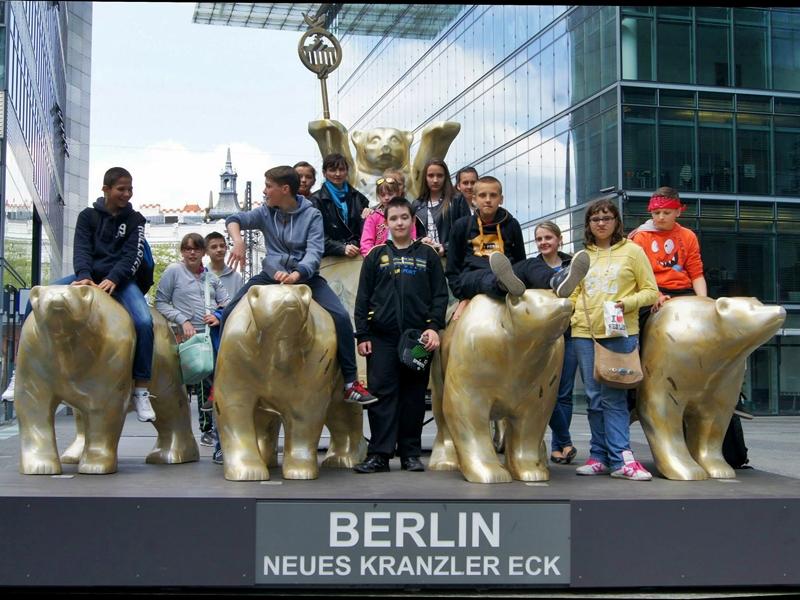 Z wizytą w Berlinie
