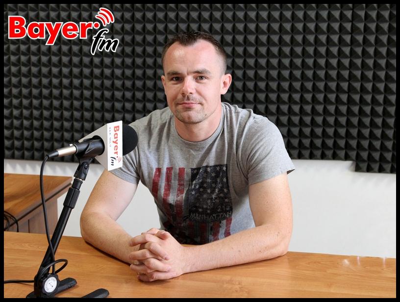Artur Bućko z EKS Szczypiorniak