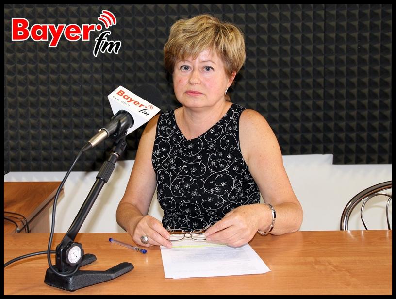 Joanna Łempicka z Urzędu Skarbowego w Ełku