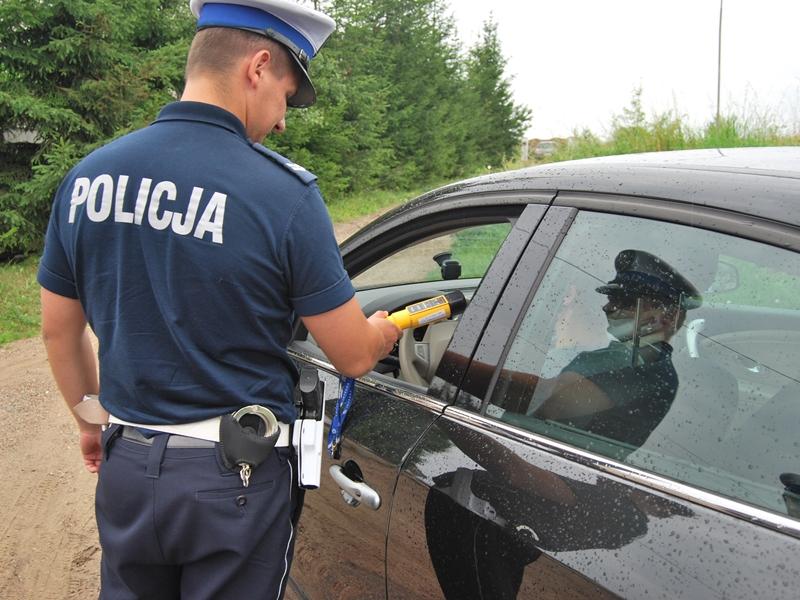 Policja o majówce na drogach