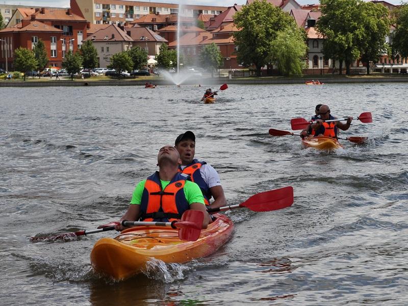 Święto sportów wodnych
