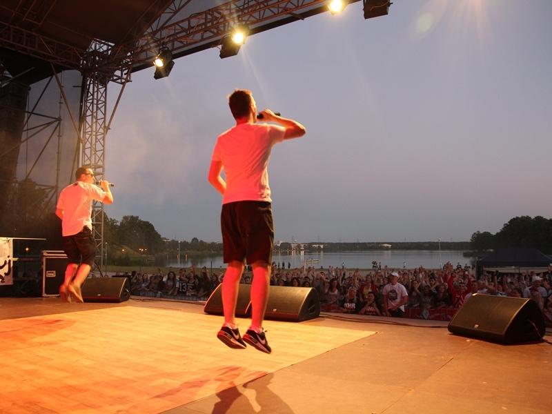 Nie tylko muzyka - wystartował Hip Hop Raport Projekt Ełk