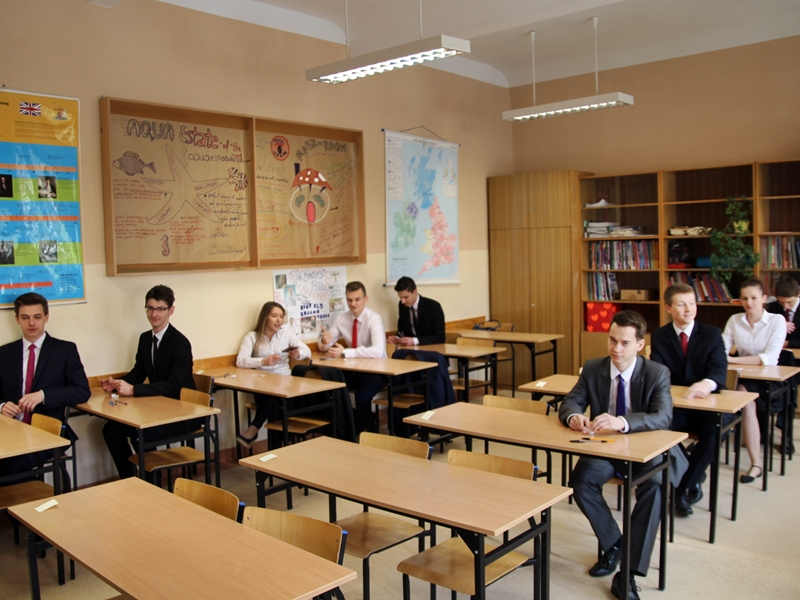 71% Maturzystów zdało egzamin