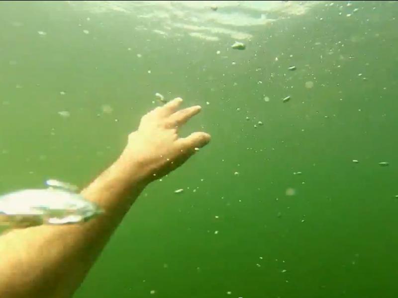Zbliżają się upały. Uważajcie nad wodą!