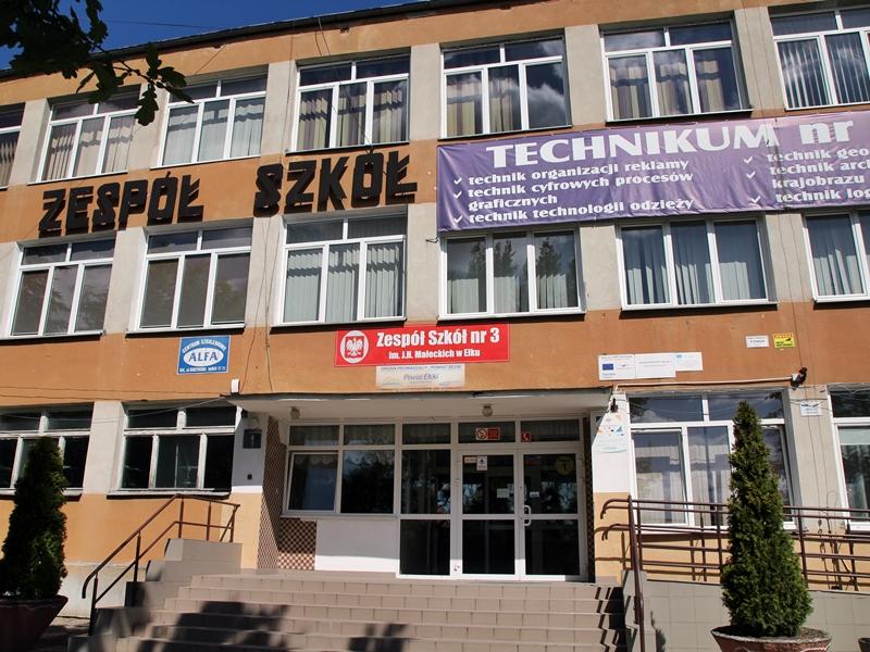 Modernizacja szkoły przy ul. Koszykowej
