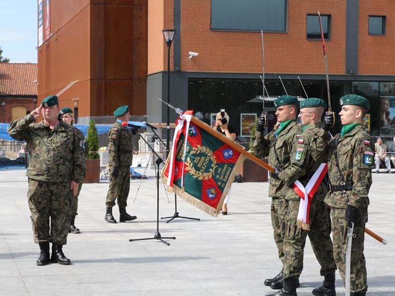 20-lecie Jednostki Strzeleckiej 1007 Ełk