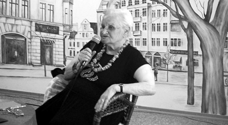 Nie żyje Anna Boharewicz-Richter