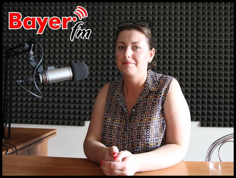 Joanna Dąbrowska z Centrum Informacji Turystycznej