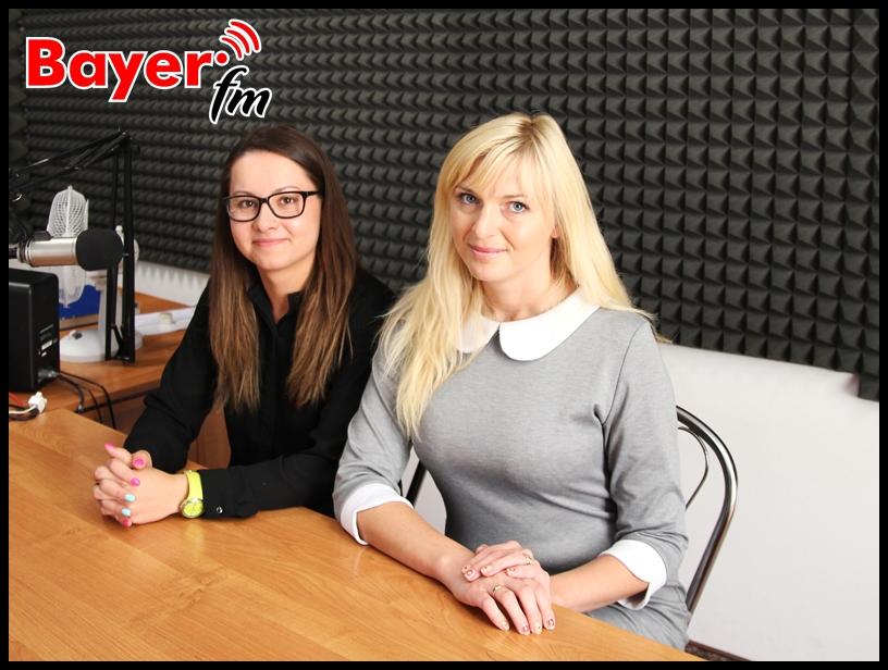 Ewelina Sigiel i Róża Cimochowska