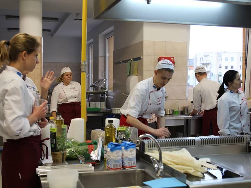 Warsztaty kulinarne z Sandrą Kotowicz