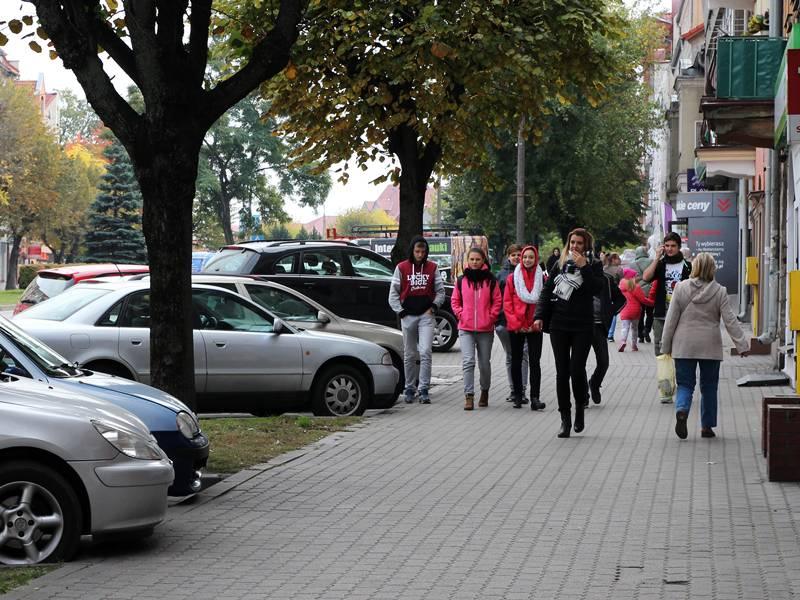 Ełk ma już ponad 60 tys. mieszkańców