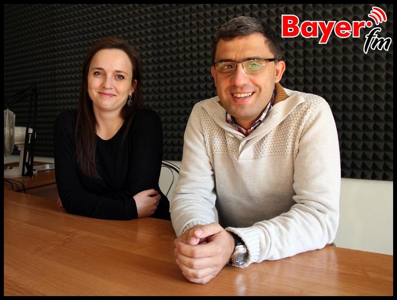 Marta Murzyn i Rafał Żytyniec