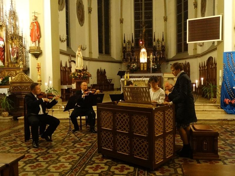 Zakończyła się VII edycja Koncertów Muzyki Organowej i Kameralnej