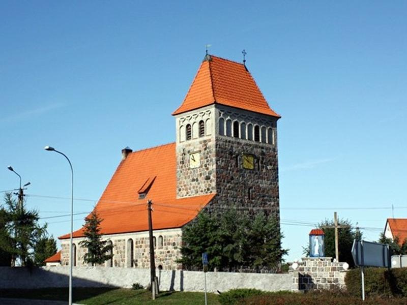 Zegar na wieży kościelnej znów działa