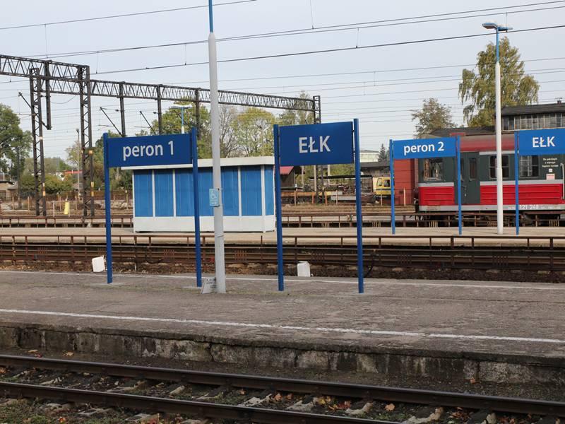 Czy wróci połączenie kolejowe Ełk-Olecko?