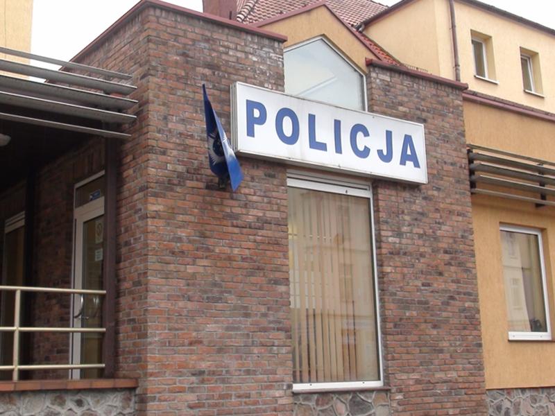 Policjant zatrzymał nastoletniego wandala