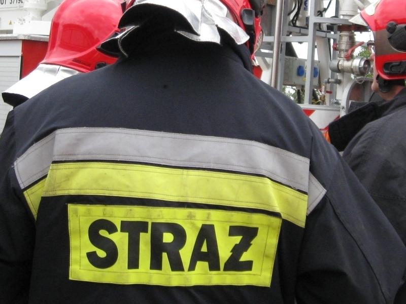 Pracowite popołudnie strażaków