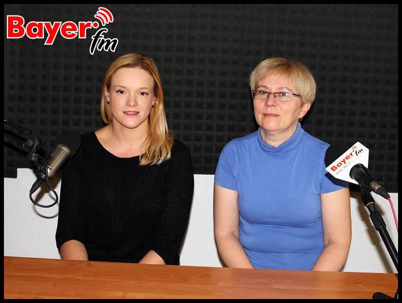 Ada Lewandowska i Agnieszka Domagała