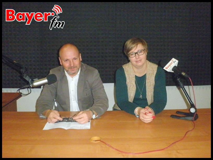Roman Wyrwas i Agnieszka Kwiatkowska
