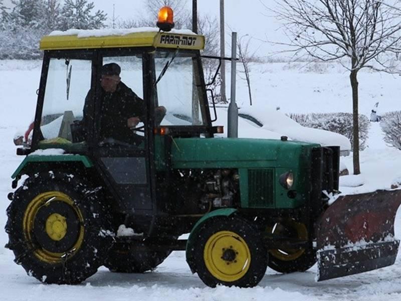 Samorządy przygotowane do zimy