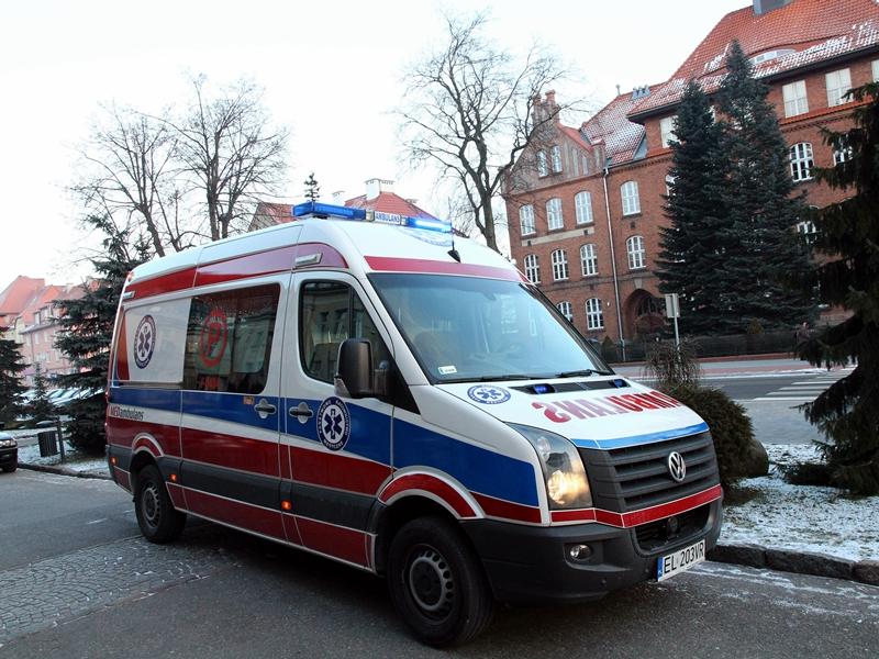 17-latka ranna w wypadku