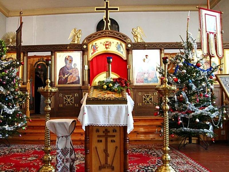 Jutro prawosławna Wigilia Bożego Narodzenia