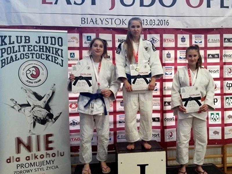 14 medali judoków z MKS Żak Ełk