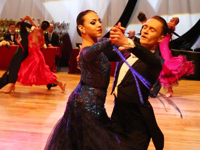 Rywalizują tancerze z całej Polski
