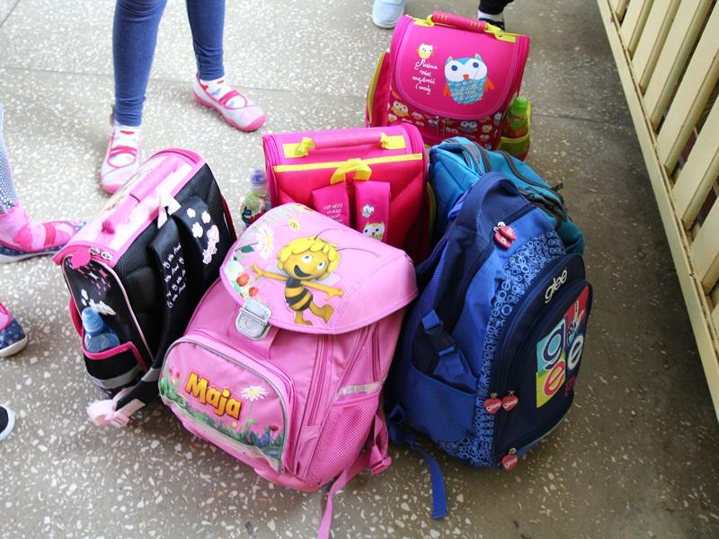 Sanepid zważy plecaki uczniów