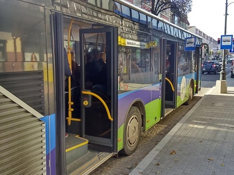 Autobusy pojadą inną trasą