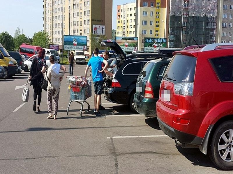 Litwini bojkotują, ale oblężenia sklepów nie ma