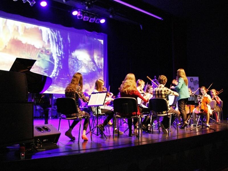 Koncert Multimedialny