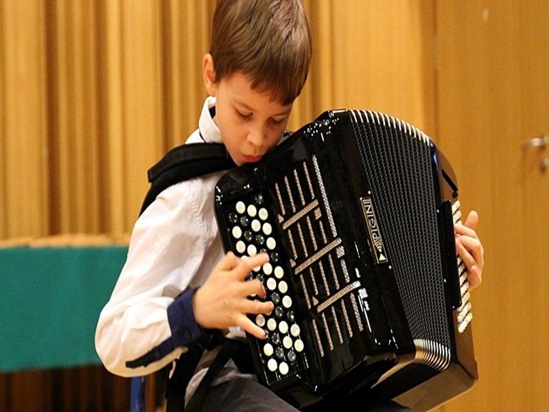 Zmagania akordeonistów
