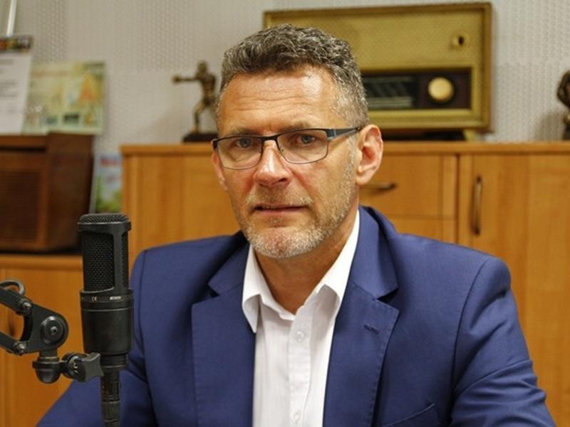 Artur Urbański - zastępca prezydenta Ełku