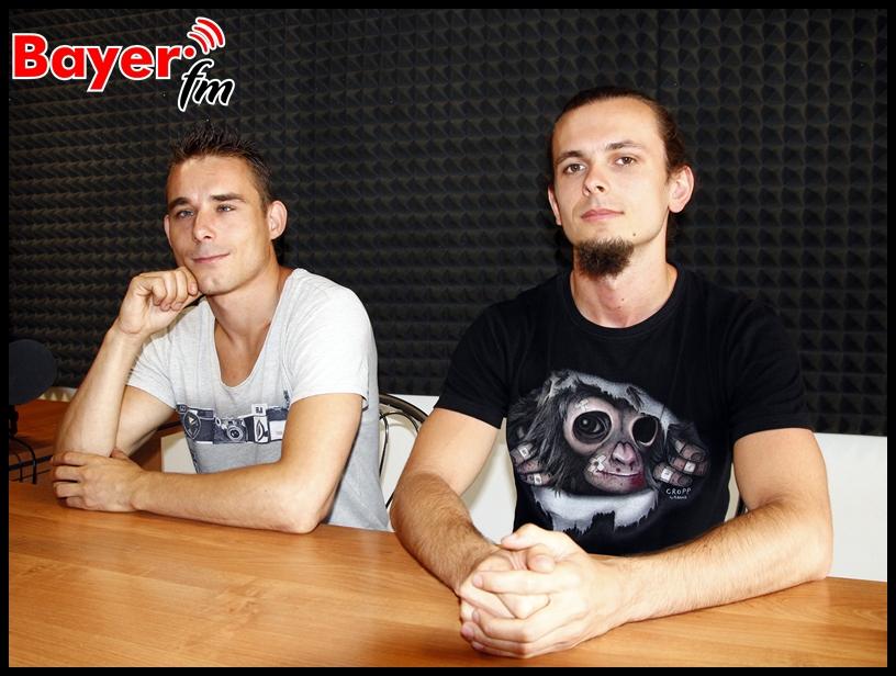 Karol Malinowski i Adrian Milewski