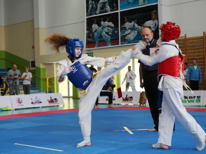 Kwalifikacje do ME Karate Kyokushin