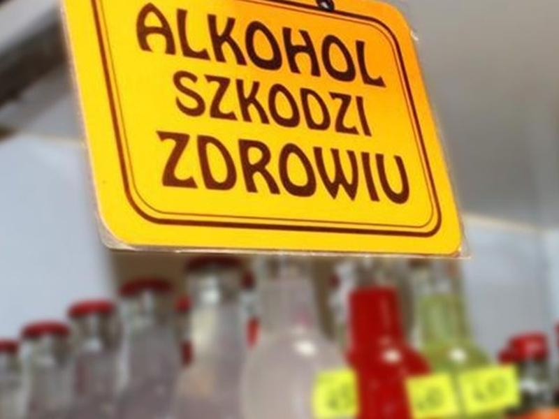 Nieletni spożywali alkohol
