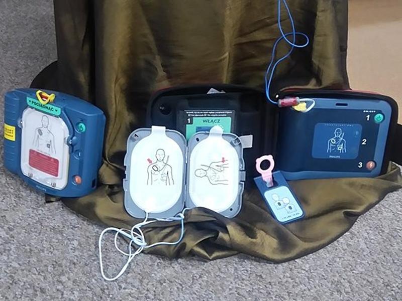 Defibrylator w każdej wsi