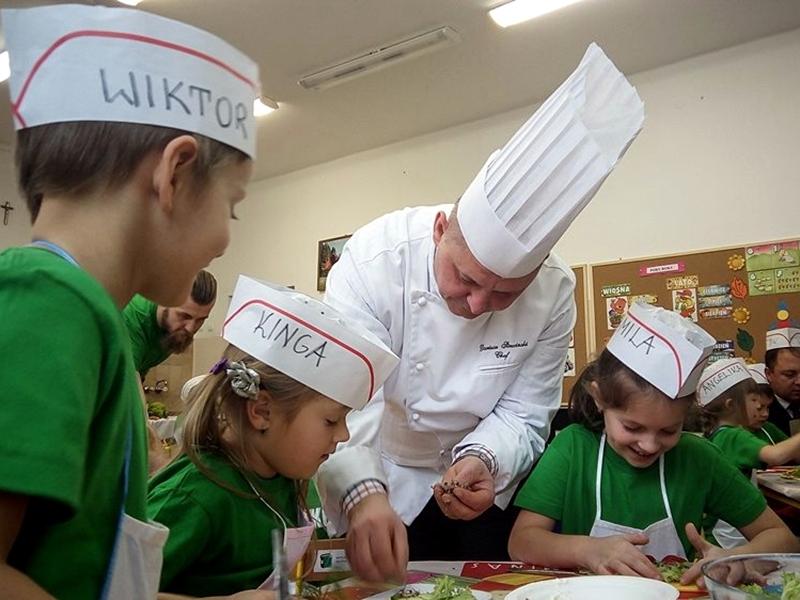 """Warsztaty kulinarne u """"Ekoludków"""""""