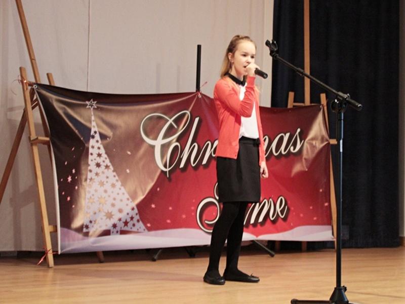 """Konkurs piosenki """"Christmas Time"""""""