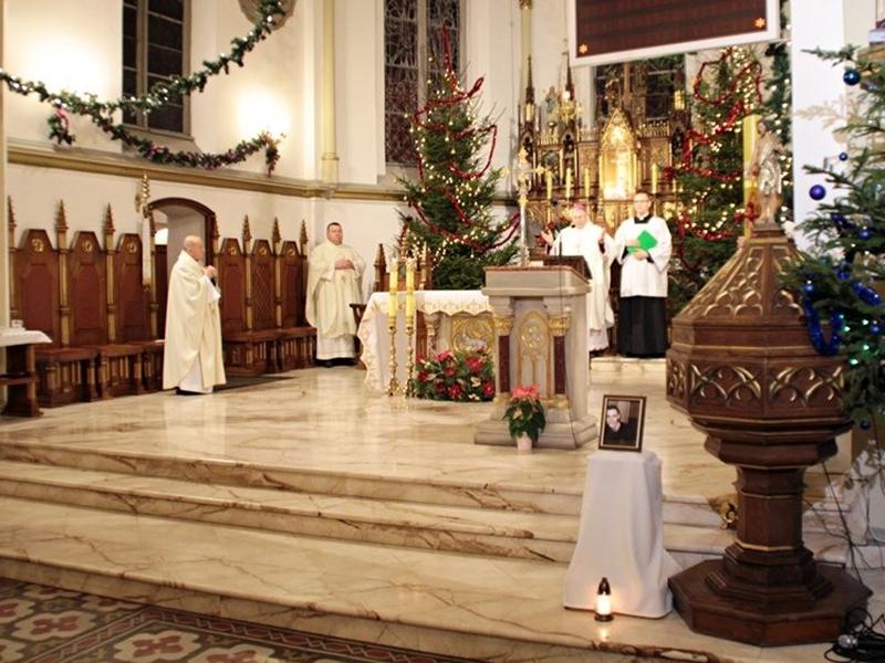 Msza Święta w intencji zamordowanego 21-latka