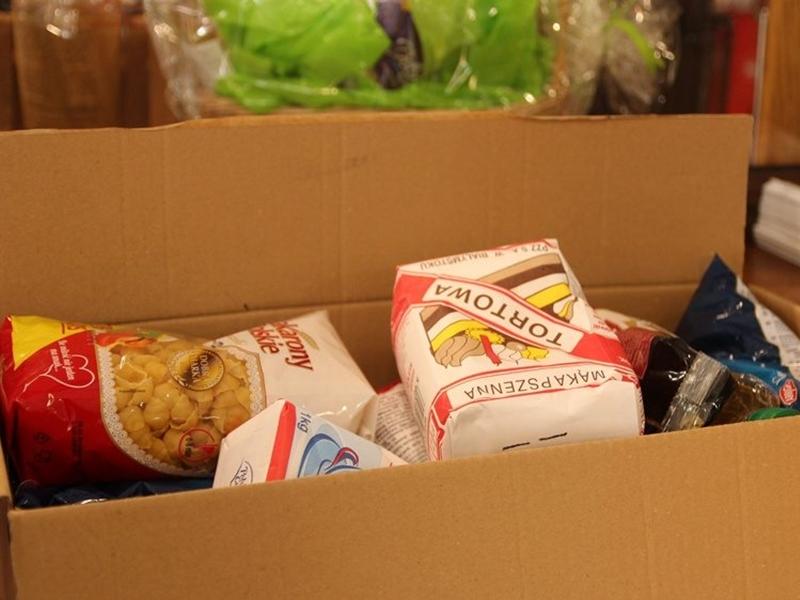 Więcej osób skorzysta z pomocy żywnościowej