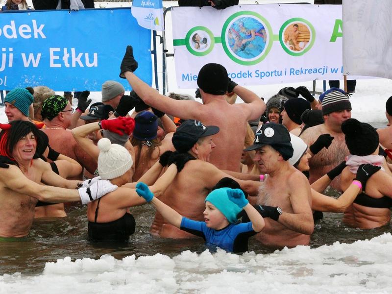 XI Kąpiel dla odważnych