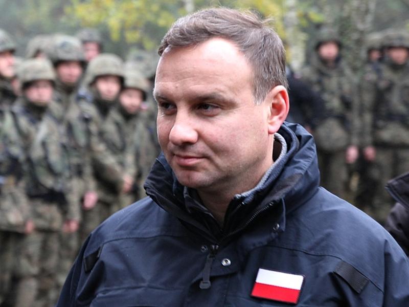 13 kwietnia prezydent powita żołnierzy NATO